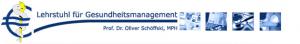 Lehrstuhl für Gesundheitsmanagement der Friedrich-Alexander-Universität Erlangen-Nürnberg
