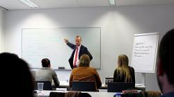 Master-Studium International Sport & Event Management (M.A.)