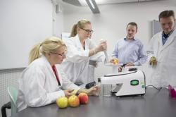 Lebensmittelmanagement und -technologie