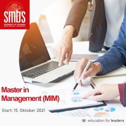 Master in Management (MIM)