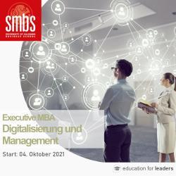 Executive MBA Digitalisierung und Management
