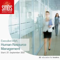 Executive MBA Human Resource Management