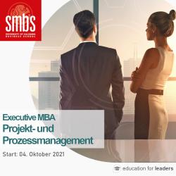 Executive MBA Projekt- und Prozessmanagement