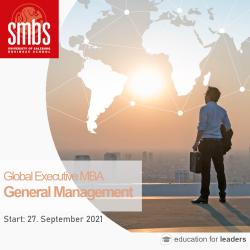 Global Executive MBA General Management